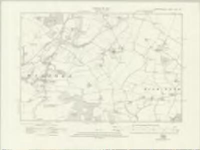 Hertfordshire XXX.NE - OS Six-Inch Map