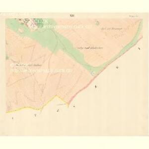 Kobyly - m1226-1-011 - Kaiserpflichtexemplar der Landkarten des stabilen Katasters