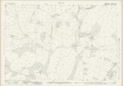 Glamorgan XLIII.4 (includes: Cardiff; Llanedern) - 25 Inch Map
