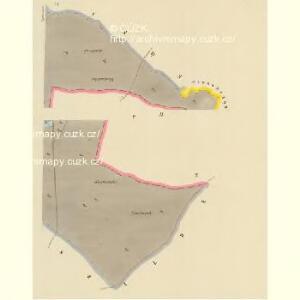 Fugau - c1698-1-003 - Kaiserpflichtexemplar der Landkarten des stabilen Katasters