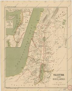 Palestina za doby soudců a králů