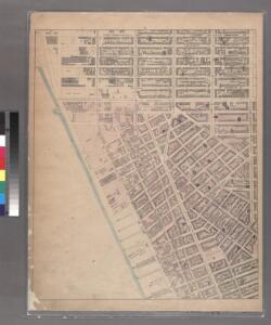 Sheet 6: [Bounded by W. Twentieth Street, Sixth Avenue, Carmine Street, Bleecker Street, Hancock Street, W. Houston Street, Varick Street, Charlton Street, Hudson Street, King Street, West Street and 10th Avenue.]