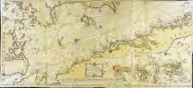 Söe=kaart over Kattegattet