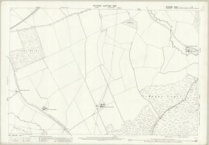Wiltshire L.16 (includes: Maiden Bradley with Yarnfield; Selwood; Trudoxhill; Witham Friary) - 25 Inch Map