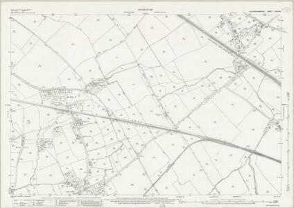 Buckinghamshire XXXVII.6 (includes: Bledlow cum Saunderton; Longwick cum Ilmer; Princes Risborough) - 25 Inch Map