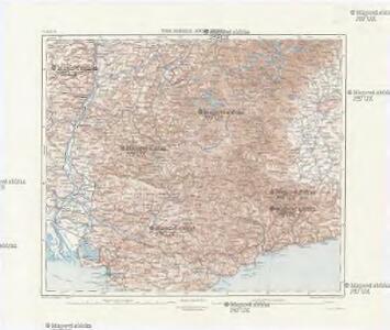Turin, Marseille, Avignon, Antibes