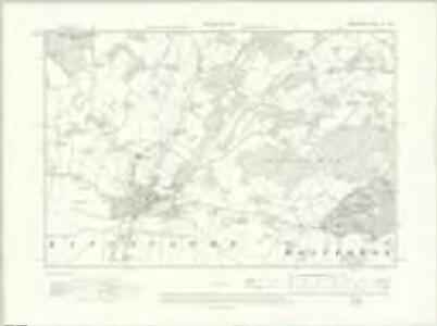 Hampshire & Isle of Wight IX.NE - OS Six-Inch Map