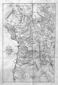 Nord- und West-Albanien nach den Beobachtungen des k.k. Kreisphysikers Dr. J. Müller 1844
