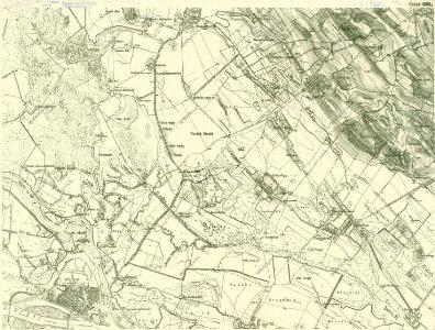 III. vojenské mapování 4860/4