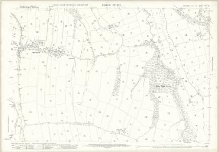 Yorkshire XXXII.15 (includes: Eskdaleside Cum Ugglebarnby; Hawsker With Stainsacre; Sneaton) - 25 Inch Map