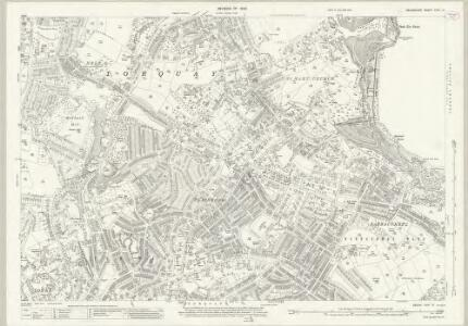 Devon CXVI.10 (includes: Torquay) - 25 Inch Map