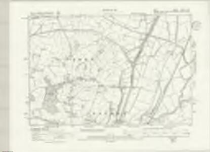 Kent LXXXIII.NW - OS Six-Inch Map
