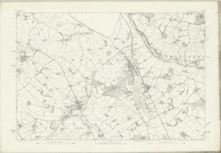Hertfordshire XXV - OS Six-Inch Map
