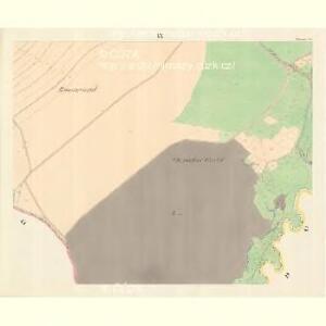 Zauchtel (Sugdol) - m2950-1-008 - Kaiserpflichtexemplar der Landkarten des stabilen Katasters