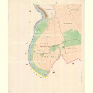 Wall.Meseritsch (Wal.Medřič) - m3264-1-003 - Kaiserpflichtexemplar der Landkarten des stabilen Katasters