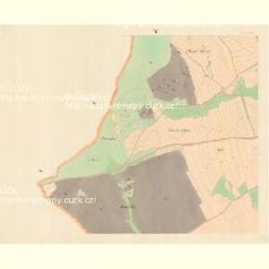Prabsch - c8779-1-005 - Kaiserpflichtexemplar der Landkarten des stabilen Katasters