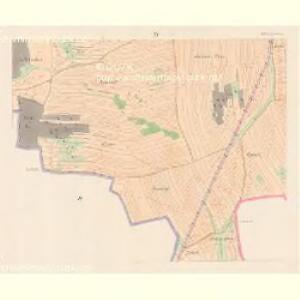 Schlowitz (Slowice) - c7750-1-004 - Kaiserpflichtexemplar der Landkarten des stabilen Katasters