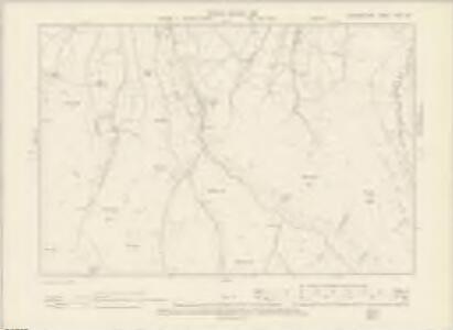 Westmorland XXIX.SW - OS Six-Inch Map