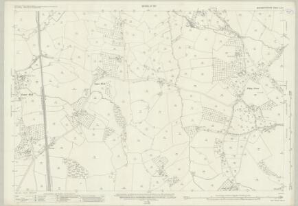 Gloucestershire LVI.6 (includes: Alkington; North Nibley; Stinchcombe) - 25 Inch Map