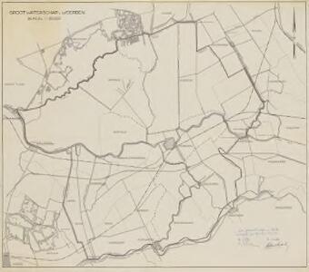 Grootwaterschap van Woerden.