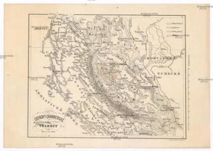 Ostrovy Quarnerské a Velebit