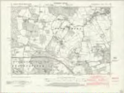 Buckinghamshire XLVIII.NW - OS Six-Inch Map