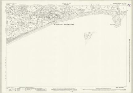 Devon CIII.4 & CIIIA.1 (includes: Budleigh Salterton; Otterton) - 25 Inch Map
