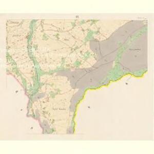 Ritschka (Rička) - c6717-1-008 - Kaiserpflichtexemplar der Landkarten des stabilen Katasters