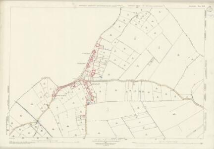 Lincolnshire IX.8 (includes: Crowle; Eastoft; Eastoft; Haldenby; Luddington) - 25 Inch Map