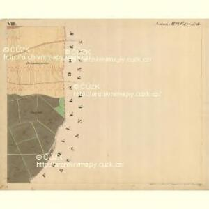 Grussbach - m0920-1-008 - Kaiserpflichtexemplar der Landkarten des stabilen Katasters