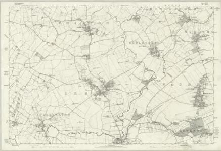 Buckinghamshire XXVII - OS Six-Inch Map