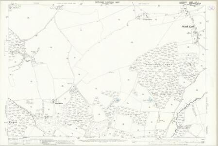 Hampshire and Isle of Wight LXII.1 (includes: Alderholt; Cranborne; Damerham) - 25 Inch Map