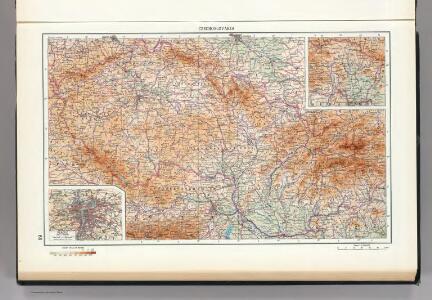 89.  Czechoslovakia.  The World Atlas.
