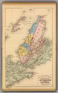 Inverness, Victoria counties, N.S.