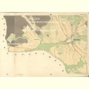 Zinolten - c6849-1-004 - Kaiserpflichtexemplar der Landkarten des stabilen Katasters