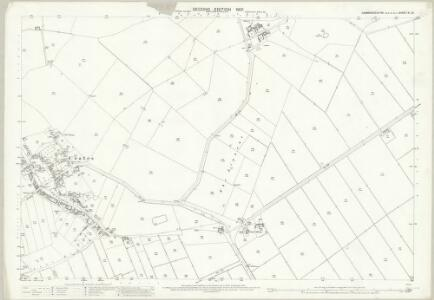Cambridgeshire XI.13 (includes: Whittlesey) - 25 Inch Map