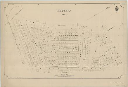 Redfern, Sheet 21, 1888