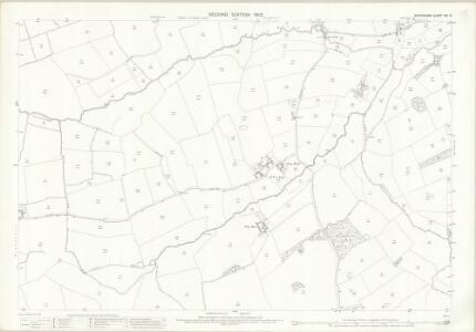 Shropshire XXI.6 (includes: Loppington; Myddle; Wem Rural) - 25 Inch Map