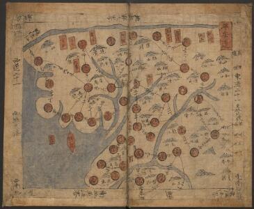 天下輿地圖:平安道