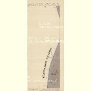 Eisenstein Dorf - c7755-2-021 - Kaiserpflichtexemplar der Landkarten des stabilen Katasters