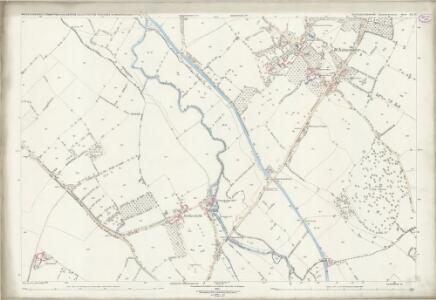 Gloucestershire XL.12 (includes: Eastington; Frampton on Severn; Whitminster) - 25 Inch Map