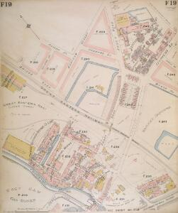 Insurance Plan of London North East District Vol. F: sheet 19