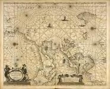 Pas-kaart van Europa
