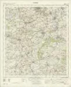 Frome - OS One-Inch Map