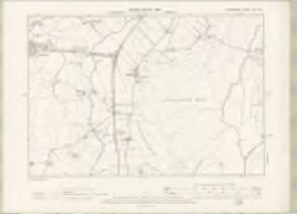 Lanarkshire Sheet XX.NE - OS 6 Inch map