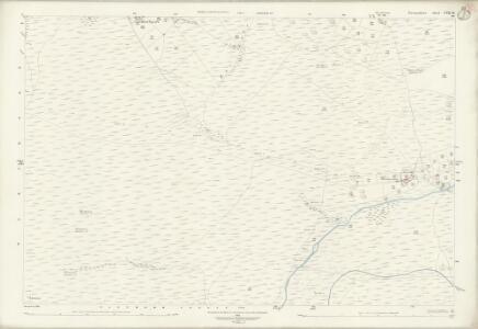 Devon CVII.10 (includes: Lydford) - 25 Inch Map