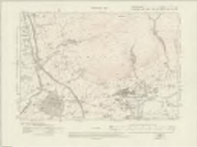 Westmorland XL.NW - OS Six-Inch Map