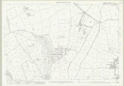 Devon LX.2 (includes: Chard; Chardstock) - 25 Inch Map