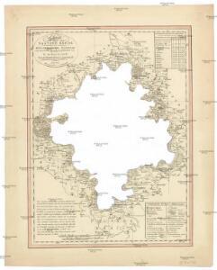 Charte vom Saatzer Kreise des Königreichs Böheim