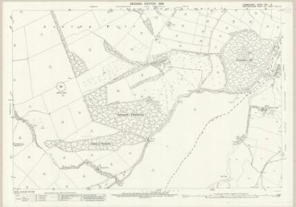 Cumberland LXVI.2 (includes: Barton) - 25 Inch Map